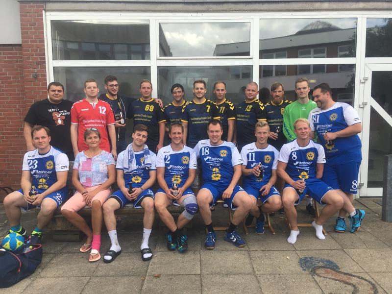 Testspiel gegen TSV Hohenhorst