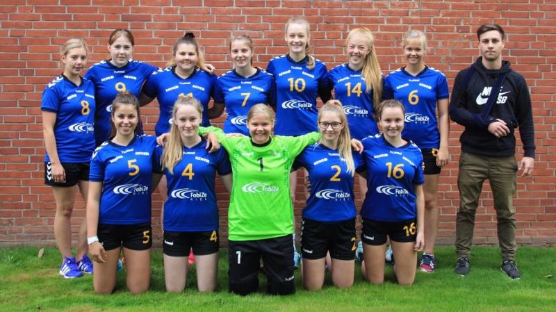 TSV Süderbrarup Saison 2017/18 Weibliche Jugend-B