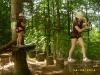 Weibliche C-Jugend Hochseilgarten 2
