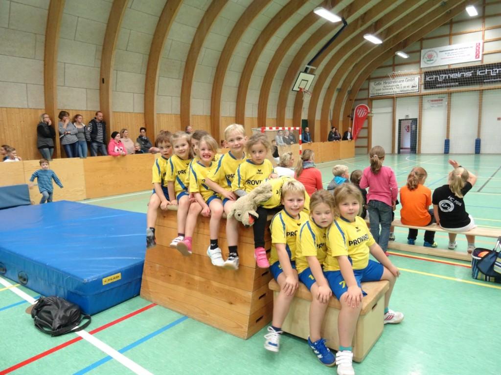 100. Mini Turnier in Schleswig