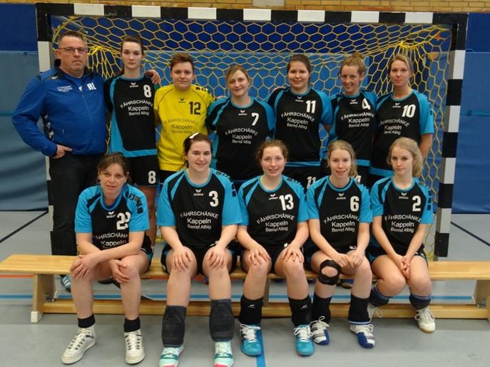Frauen Saison 2014/2015