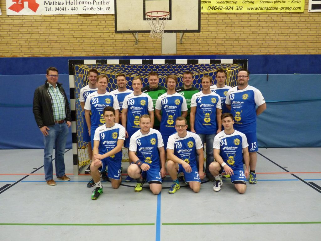 Männer Saison 2017/2018