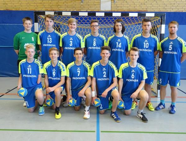 MJB Saison 2015/2016