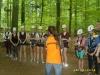 Weibliche C-Jugend Hochseilgarten 1