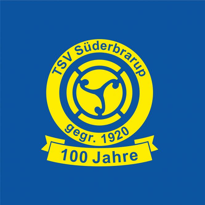 Logo 100 Jahre TSV Suederbrarup